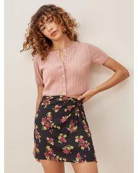 Reformation Aloma Skirt - Multicolor