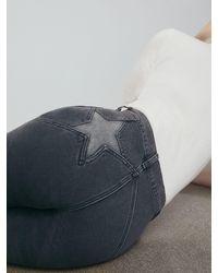 Reformation Star Jean - Blue