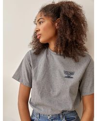 Reformation Patagonia M's Our Planet Can't Wait Responsibili-tee - Grey