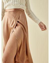 Reformation Jones Skirt - Natural