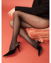 Reformation - Swedish Stockings Doris Tights - Lyst