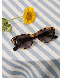 Reformation - Krewe X Irma Sunglasses - Lyst