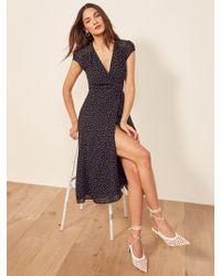 44e4106ae0b7 Reformation - Carina Dress - Lyst