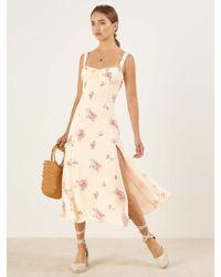 Reformation - Peridot Dress - Lyst