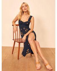 Reformation Petites Fulton Dress - Multicolour