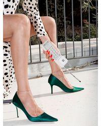 Reformation Giulia Satin Heel - Multicolor