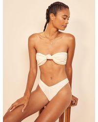 Reformation Hadley Bikini Top - Multicolor