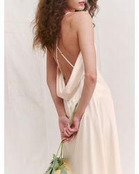 Reformation Sky Dress - White