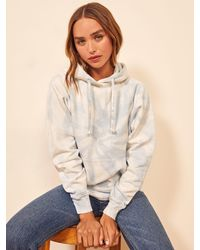 Reformation Tanner Classic Hoodie - Natural