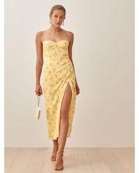 Reformation Kourtney Dress - Multicolour