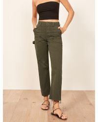 Reformation - Utility Pant - Lyst