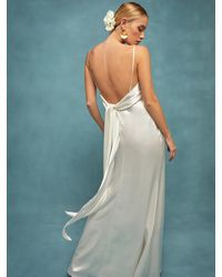 Reformation Sauvignon Dress - White