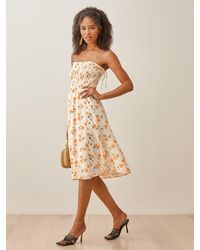 Reformation - Sable Dress - Lyst