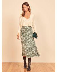 Reformation Petites Bea Skirt - Multicolour