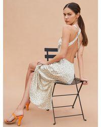 Reformation - Sapphire Dress - Lyst