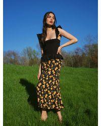 Reformation Petites Bea Skirt - Multicolor