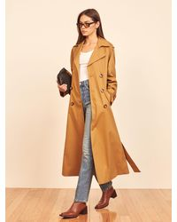 Reformation Holland Trench - Brown