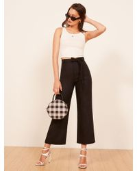 Reformation - Saylor Pant - Lyst