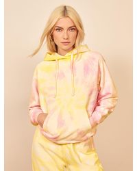 Reformation Tanner Classic Hoodie - Multicolor