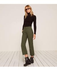 Reformation Work Pant - Multicolor