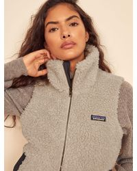 Reformation Patagonia W's Dusty Mesa Vest - Natural