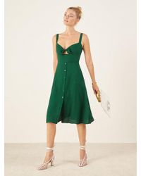 Reformation - Frankfort Dress - Lyst