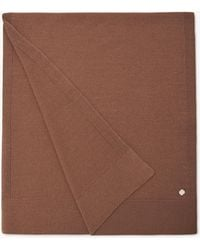 The Row Adalet Scarf In Cashmere - Brown