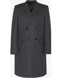 The Row Colt Coat In Alpaca - Gray