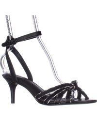 COACH - Meg Ankle-strap Dress Sandals - Lyst