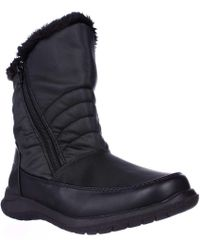 Weatherproof - Alex Mid-calf Faux Fur Lined Winter Boots - Lyst