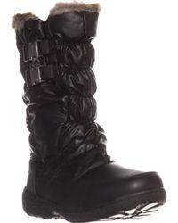 Sporto Makela Waterproof Winter Boots - Black