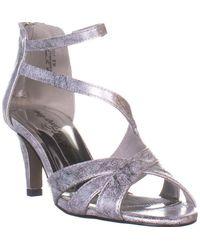Easy Street - Brilliant Heeled Dress Sandals - Lyst