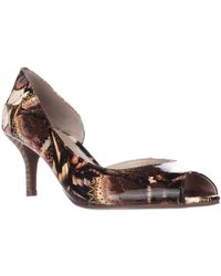 Tahari - Jessie Peep Toe Court Shoes - Lyst