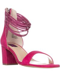 ab49c4670f3fb4 Mojo Moxy - Cookie Ankle-strap Dress Sandals - Lyst