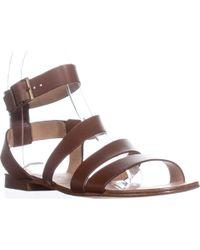 Splendid - Caracas Buckle Ankle Strap Sandals - Lyst