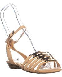 Jessica Simpson - Ebelah Ankle Strap Sandals - Lyst