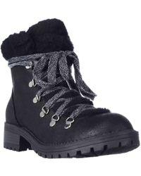 Madden Girl - Bunt Winter Boots - Lyst