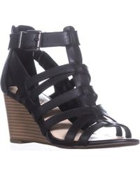 Jessica Simpson - Cloe Wedge Sandals - Lyst