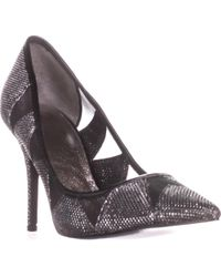 Adrianna Papell - Addison Sheer Dress Pumps - Lyst