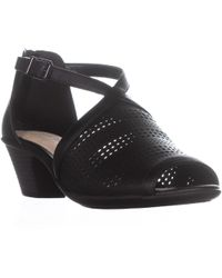 Easy Street - Anita Heeled Sandals - Lyst