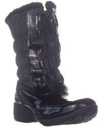 Khombu - Bella2 Mid-calf Lace-up Winter Boots - Lyst