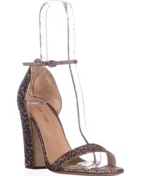 Sergio Rossi - Freda Crazy Ankle-strap High Heel Pumps - Lyst