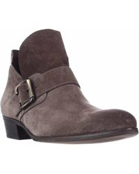 Paul Green - Capshaw Suede Ankle Boots - Lyst