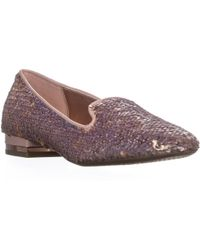 Michael Kors Michael Alyssa Slip On Loafers - Pink