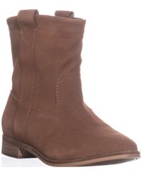 TOMS - Laurel Short Cowboy Boots - Lyst