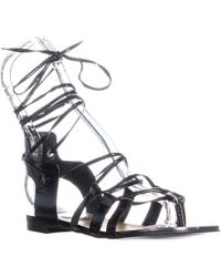Enzo Angiolini - Myani Gladiator Sandals - Lyst