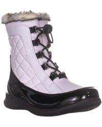 Sporto - Jenny Mid Calf Winter Boots - Lyst