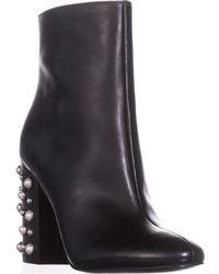 Ivanka Trump Telora Ankle Boots - Black
