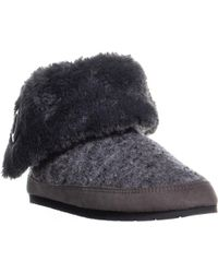Dr. Scholls - Olivia Fold Over Slippers - Lyst