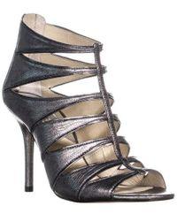 Michael Kors - Michael Mavis Open Toe Evening Dress Sandals - Lyst